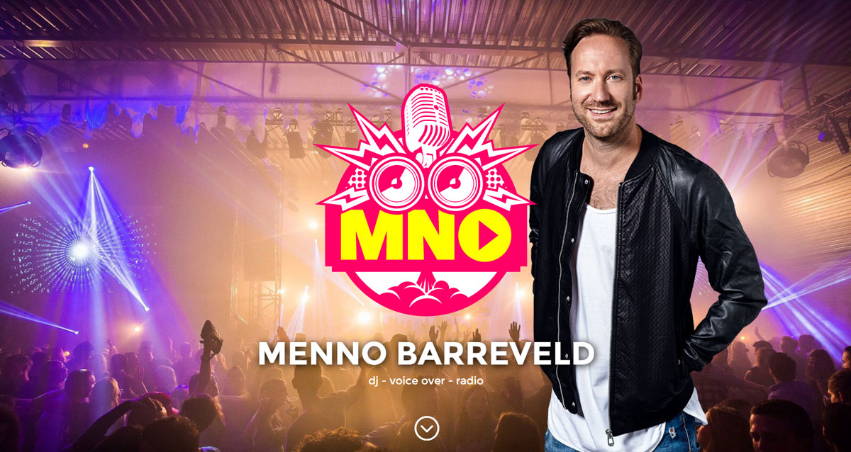 Menno Barreveld - official website
